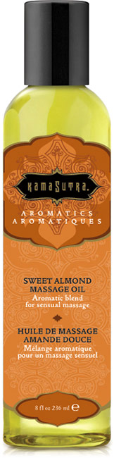 Kamasutra Aromatic Massageöl - Sweet Almond