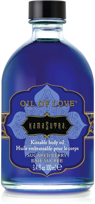 Kamasutra Oil of Love - Sugared Berry