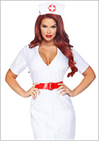 Leg Avenue Costume da infermiera TLC Nurse (L)
