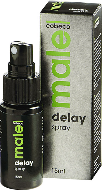 MALE Delay - Spray pour retarder l'éjaculation - 15 ml