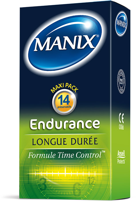 Manix Endurance (14 Condoms)