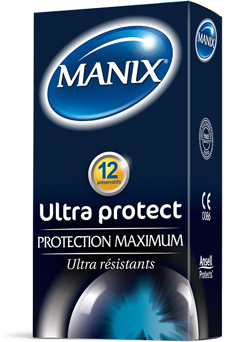 Manix Ultra Protect (12 Condoms)