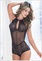 Mapalé 8254 Body - Black (M/L)