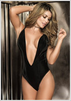 Mapalé 8259 Body - Black (S/M)