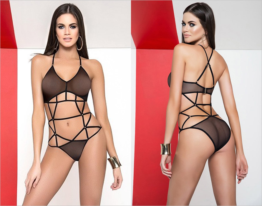 Mapalé 2538 Body - Black (M)