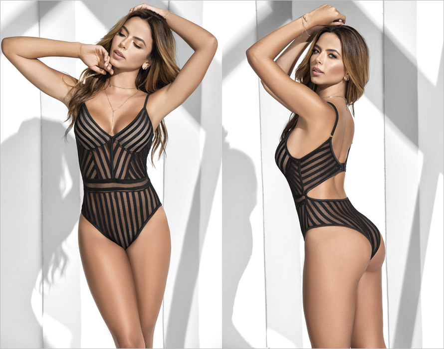 Mapalé Body 2591 - Black (S)