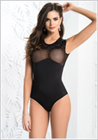 Mapalé 7166 Body - Black (L)