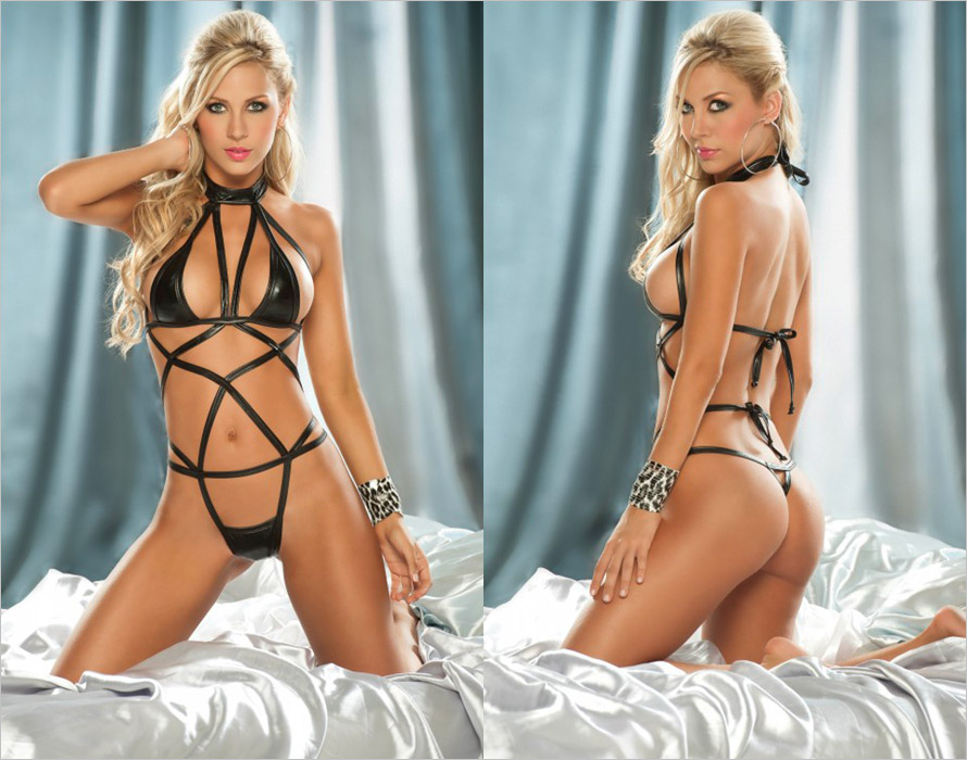 Mapalé 8049 Body - Black (S/M)