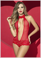 Mapalé Body 8283 - Rouge (M/L)