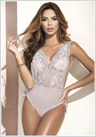 Mapalé 8373 Body - Grey (S/M)