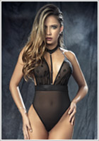 Mapalé Body 8386 - Nero (M/L)