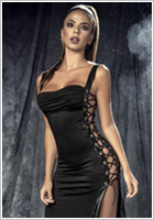 Mapalé 4513 Dress - Black (M)