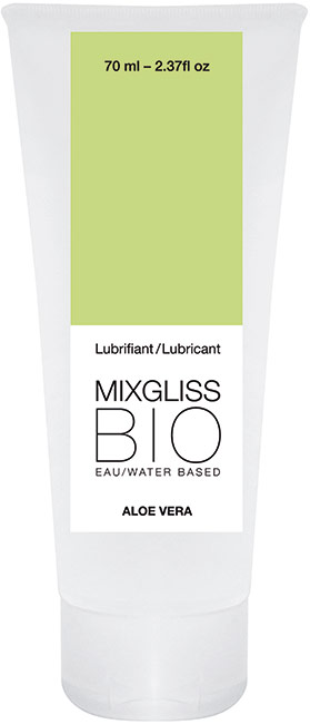 MixGliss BIO Aloe Vera Lubricant - 70 ml (water based)