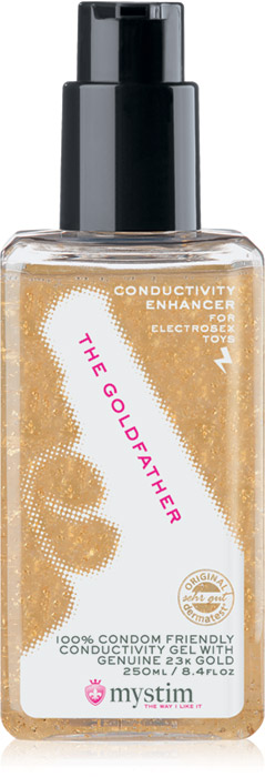 Mystim Goldfather - Conductivity Gel