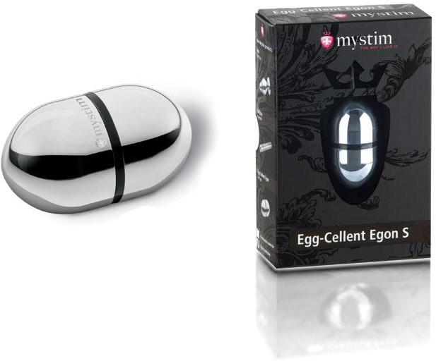 Mystim Egg-cellent Egon - lust egg (S)