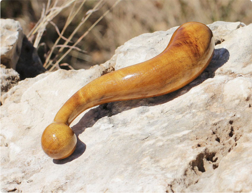 NobEssence Seduction Holzdildo - Siris