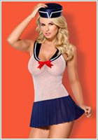 Obsessive 813 Sailor costume (S/M)