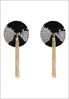 Obsessive Liferia nipple pasties - Black