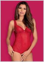 Obsessive Body Rougebelle - Rouge (S/M)