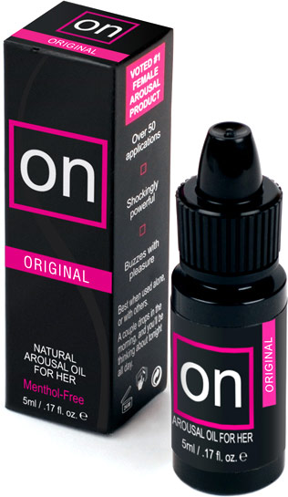 ON Arousal Original Klitoris Stimulations-Öl (für Sie) - 5 ml