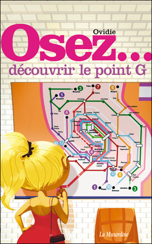 "Book ""Osez... d�couvrir le point G"""
