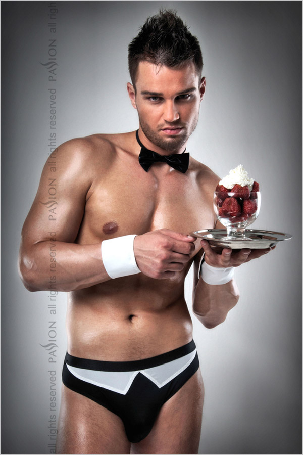 Passion Sexy waiter costume (L/XL)