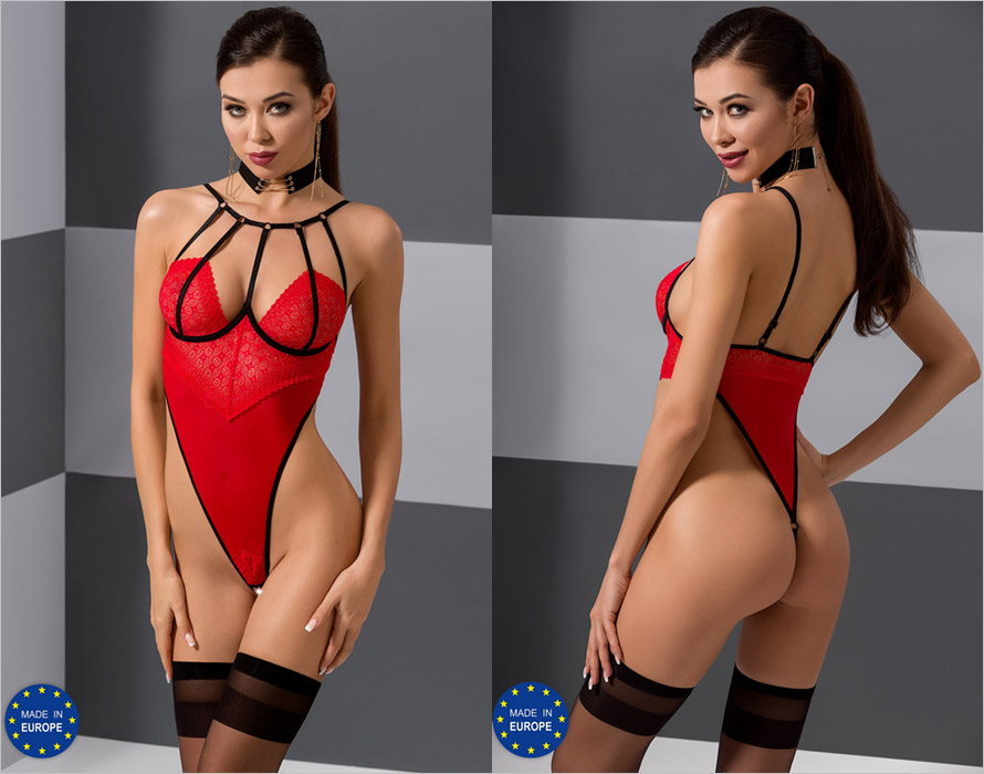 Passion Body Akita - Rouge (XXL/XXXL)