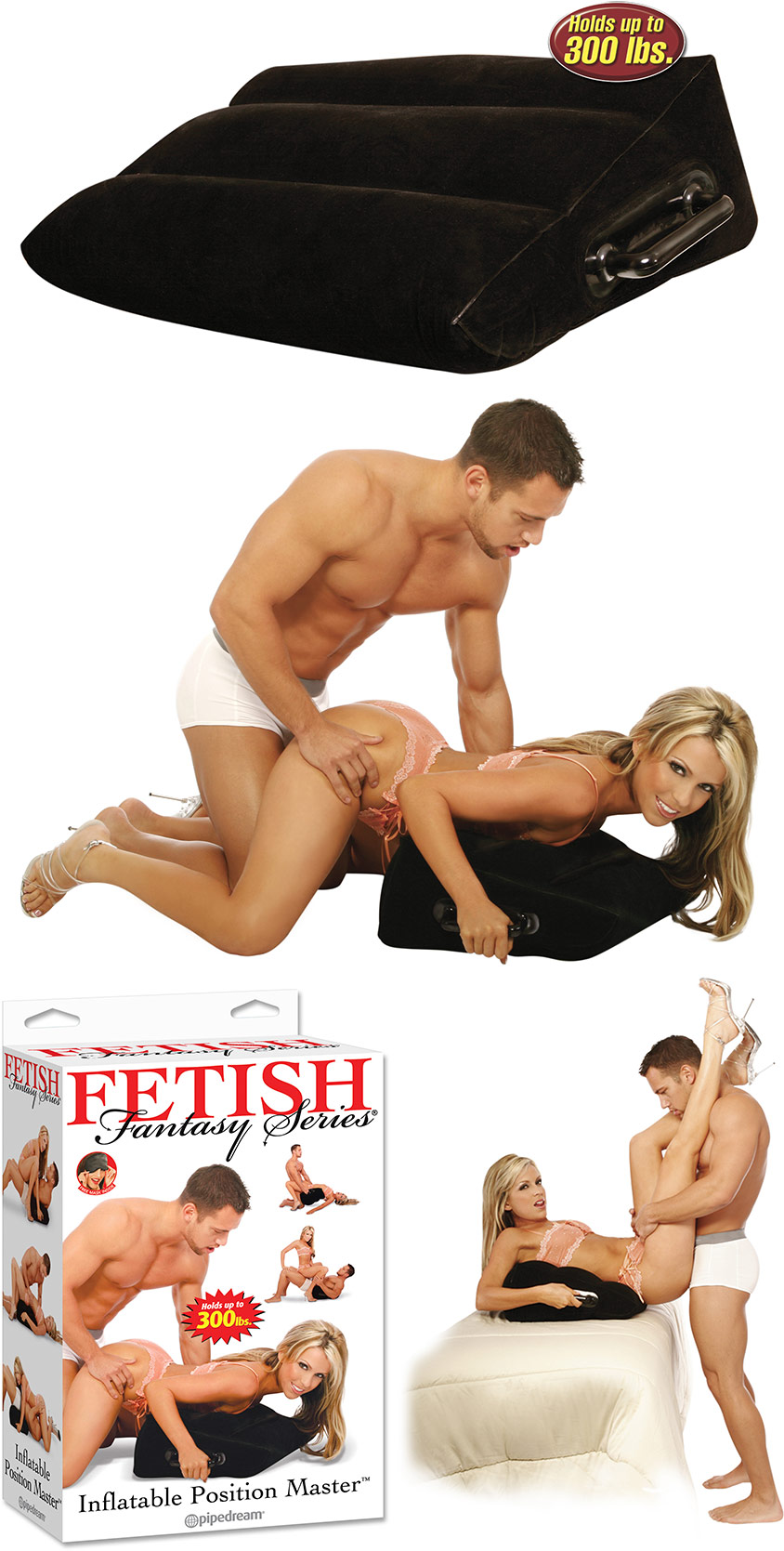 Fetish Fantasy Position Master Gonflable