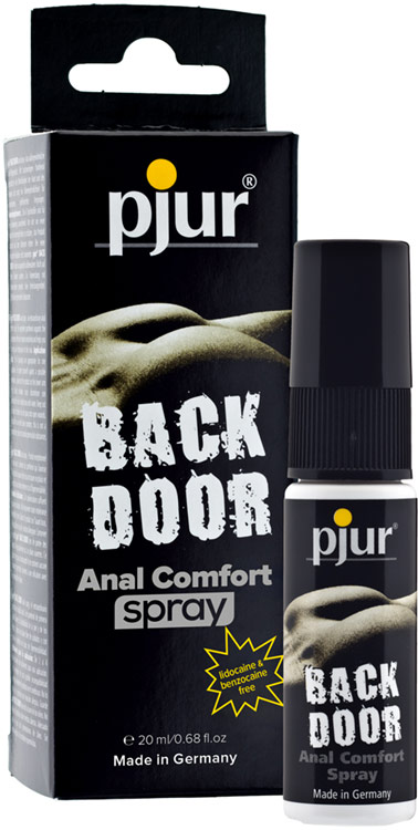 Spray anale pjur Back Door - 20 ml