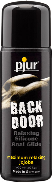 Lubrifiant pjur Back Door Anal Glide - 30 ml (à base de silicone)