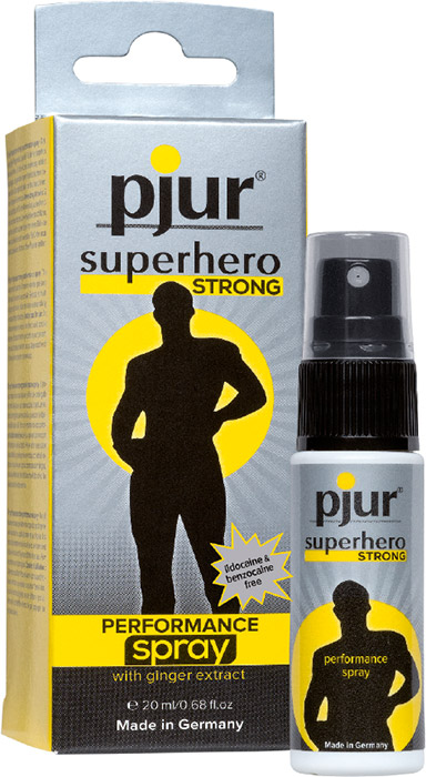 Spray retardant pjur Superhero Strong - 20 ml