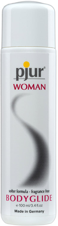 pjur Woman Silicone - Lubricant - 100 ml (silicone based)