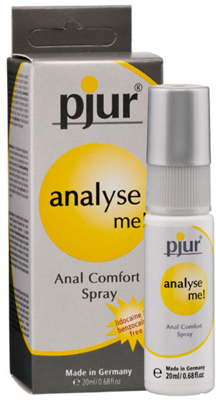 pjur analyse me! Anal spray - 20 ml