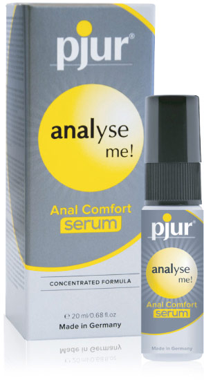 pjur Analyse Me Serum f�r komfortablen Analverkehr - 20 ml