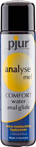 pjur analyse me! Lubricant - 100 ml (water-based)