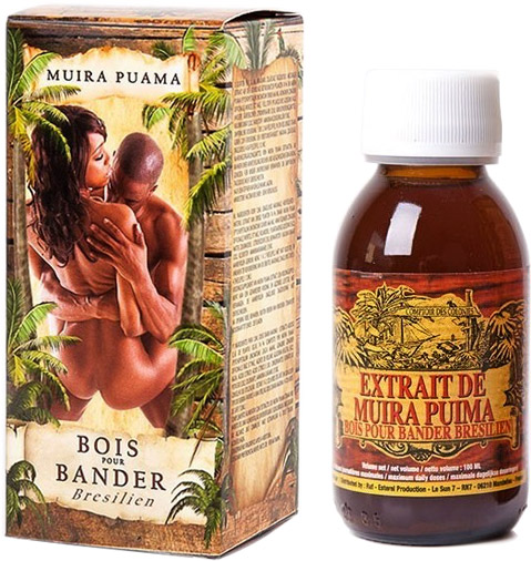 Brazilian Bois Bande - Sexual stimulant - 100 ml
