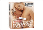 Secura Nature Feeling - Ultra-thin condom (24 Condoms)