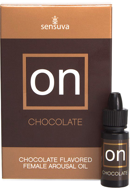 ON Arousal Chocolate Clitoris Stimulation Oil (for her) - 5 ml