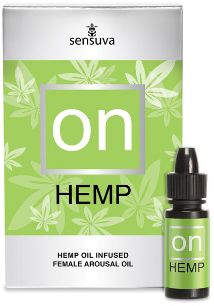 ON Arousal Hemp Klitoris Stimulations-Öl - 5 ml