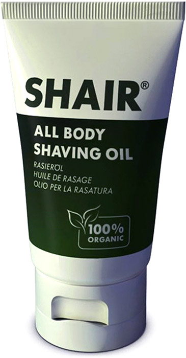 Shair All Body Shaving Oil - Intimrasier Öl
