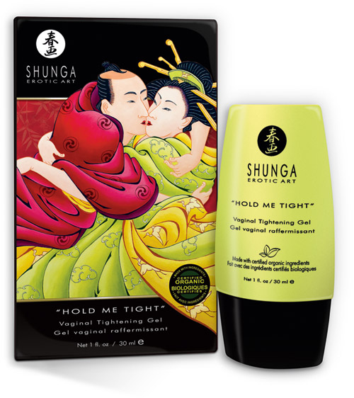"Shunga ""Hold Me Tight"" Vaginal Tightening Gel (for her)"
