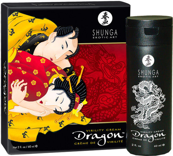 Shunga Dragon Virility Cream - 60 ml