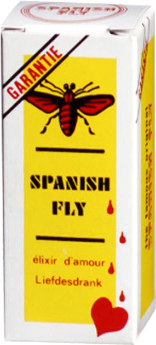 Spanish Fly Extra - 15 ml (for her)