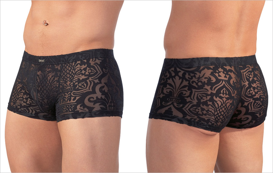 Svenjoyment men's boxers with tribal design (L)