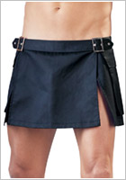 Svenjoyment Men's Buckled Kilt (L/XL)