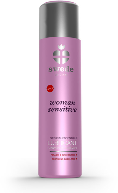 Swede Woman Sensitive lubricant - 60 ml (Water-based)