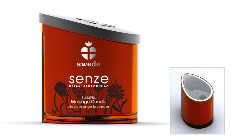 Swede Senze Massage Candle - Blissful