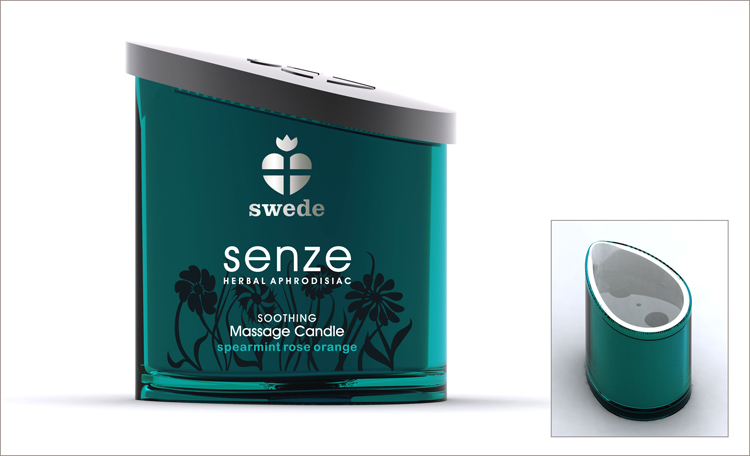 Swede Senze Massage Candle - Soothing