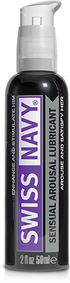 Swiss Navy Sensual Arousal Gleitmittel - 59 ml
