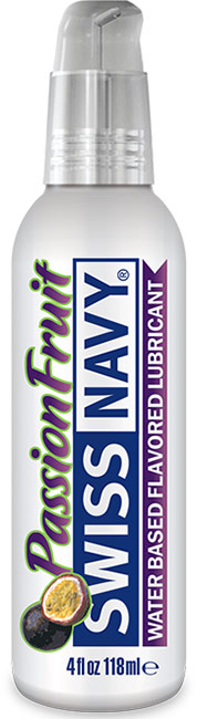 Swiss Navy Passion Fruit Lubricant - 118 ml (water based)